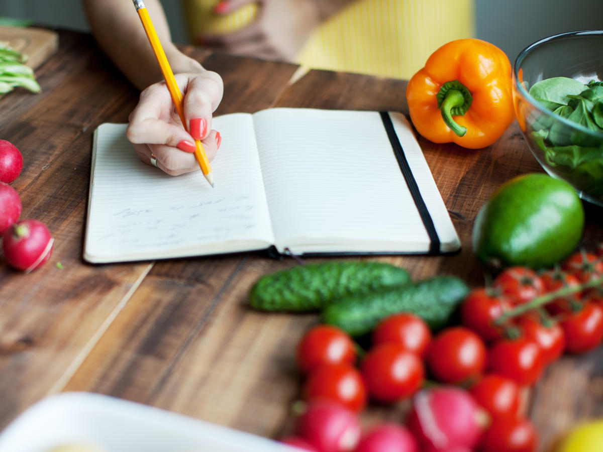 Make a Plan Before You Cook