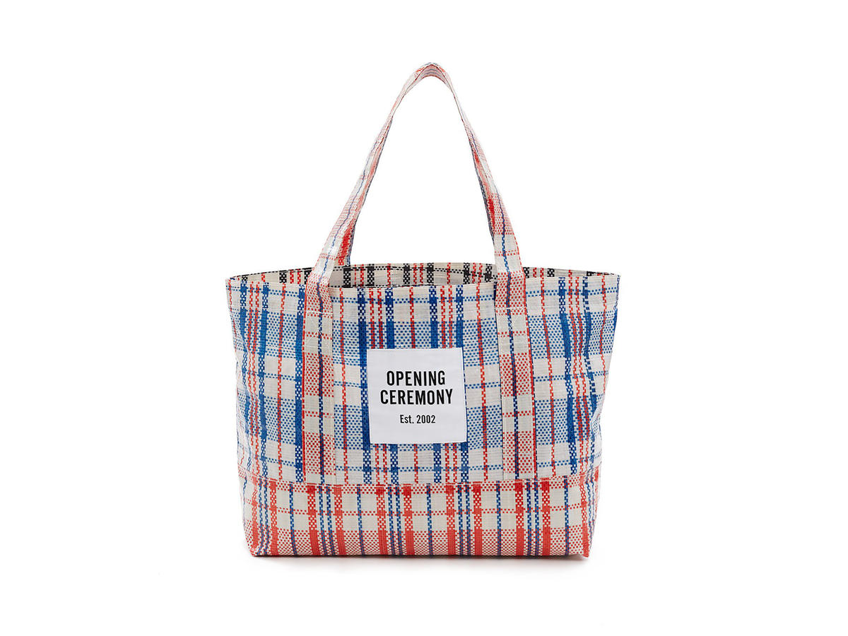 A Chic Carryall for Summer Adventures