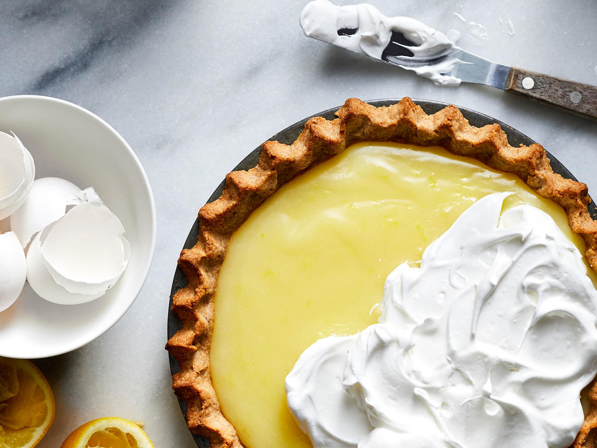 A Super Light—And Delicious—Lemon Meringue Pie
