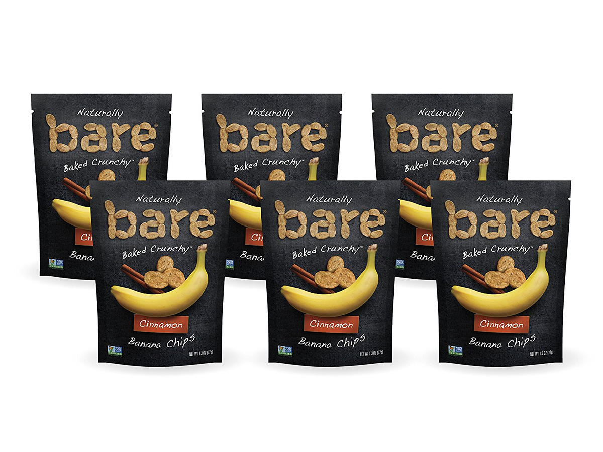 Bare Baked Banana Chips