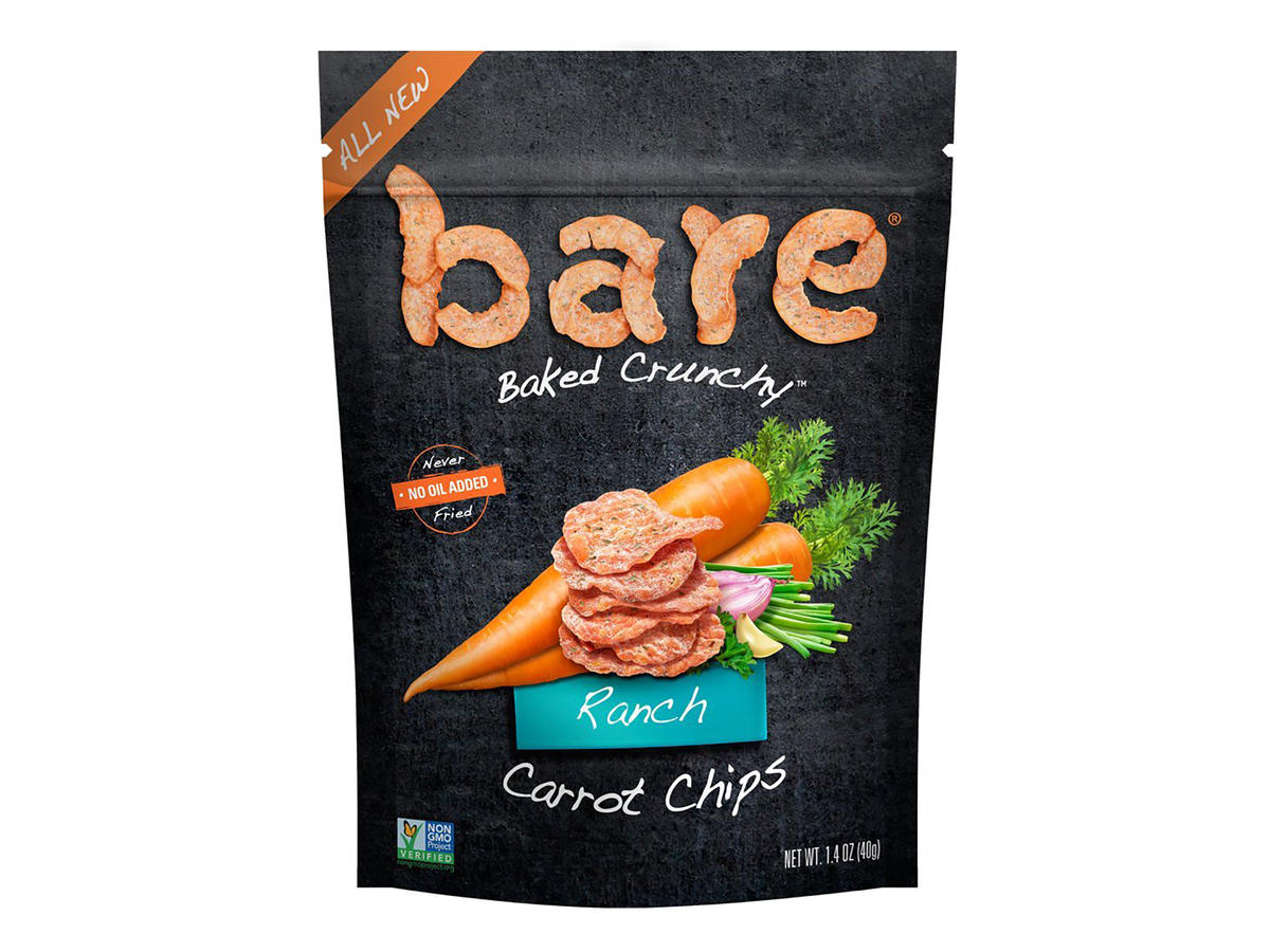Bare's Better-For-You Ranch Chips