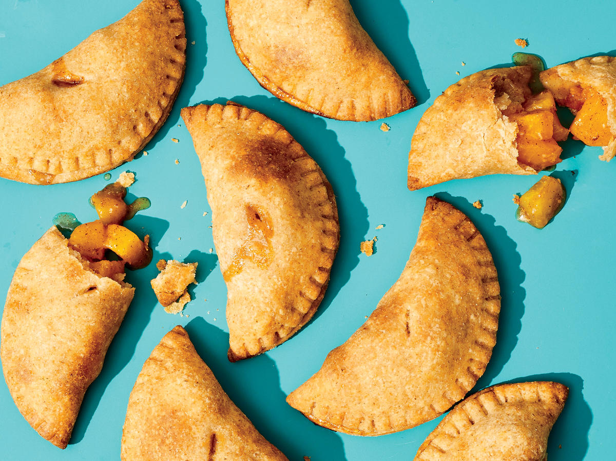 Easy Peach Hand Pies