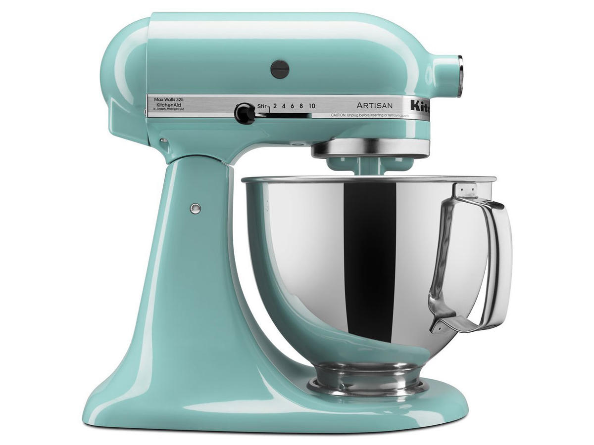 Aqua Sky Kitchen Aid