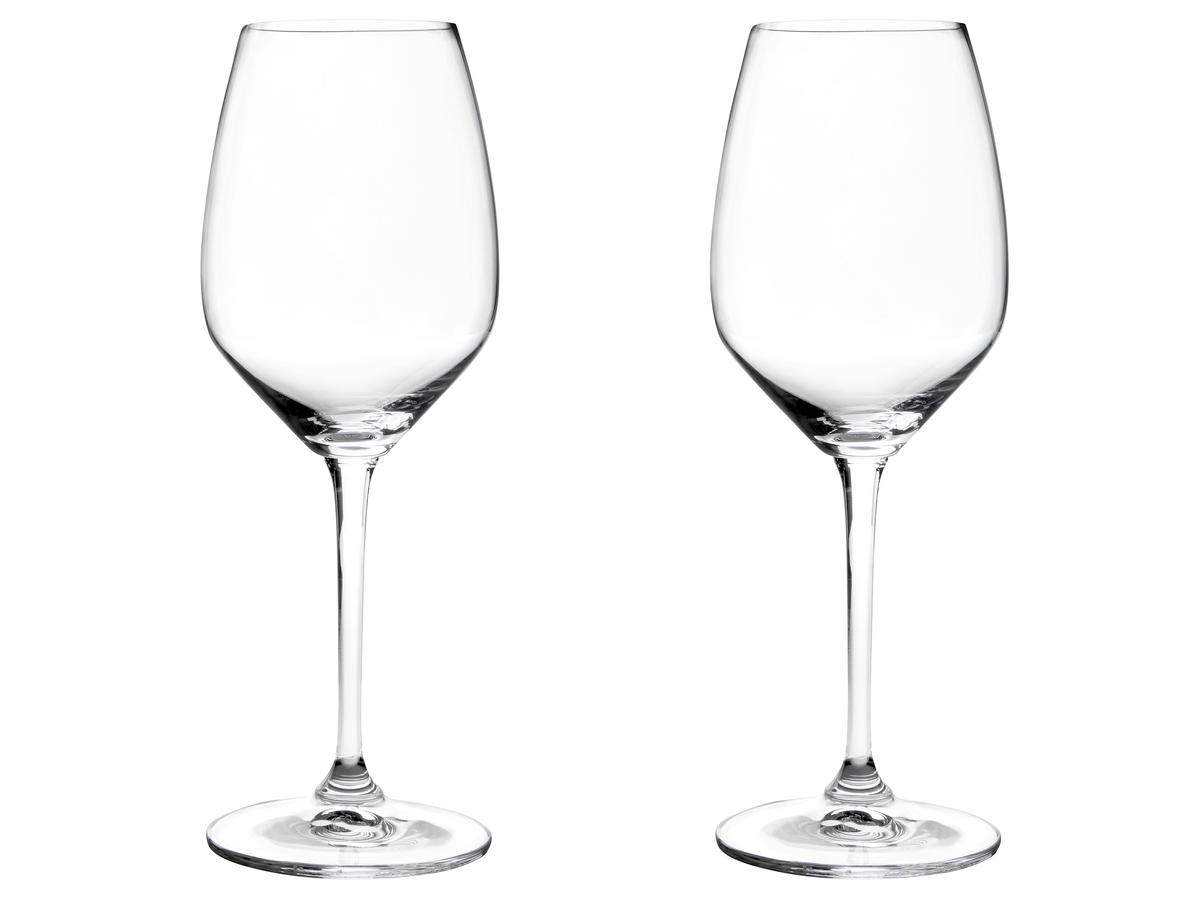 Riedel White Wine Glasses, Set of 2
