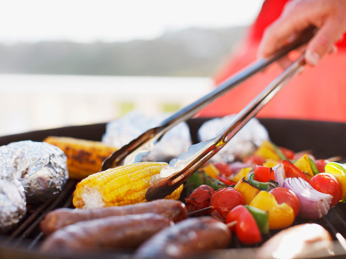 Is Grilling Healthy? We Asked a Nutritionist—Here's What She Said
