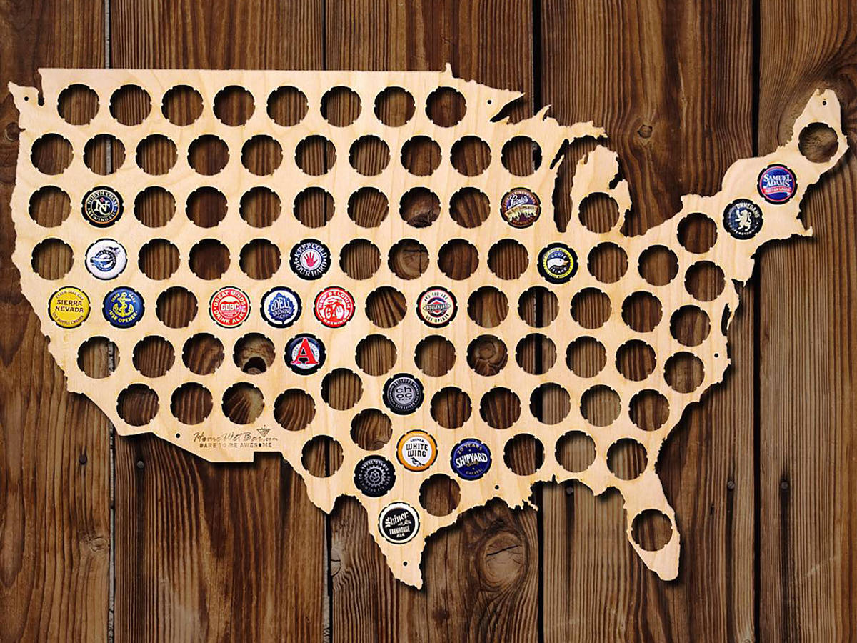 50 State Local Beer Map