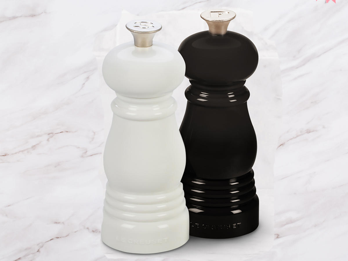 For Your Salt (and Pepper!) Bae