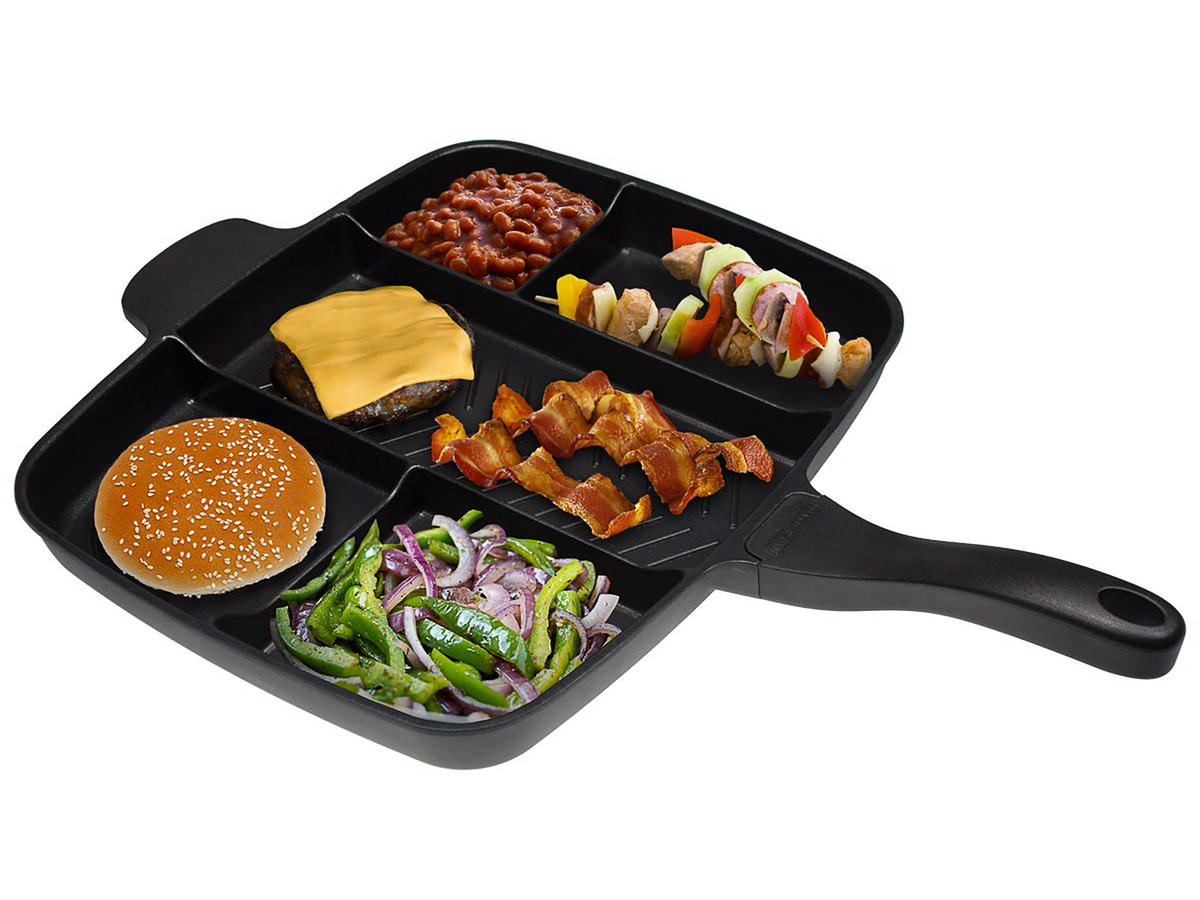 Skillet for more than one thing