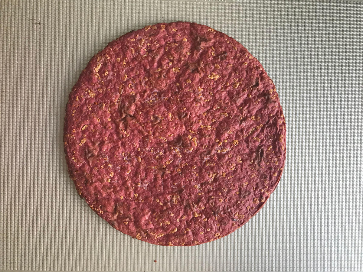 1806w red beet pizza crust