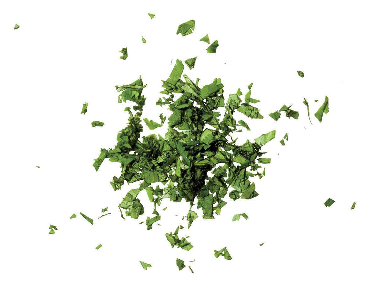 Finely Chopped Herbs
