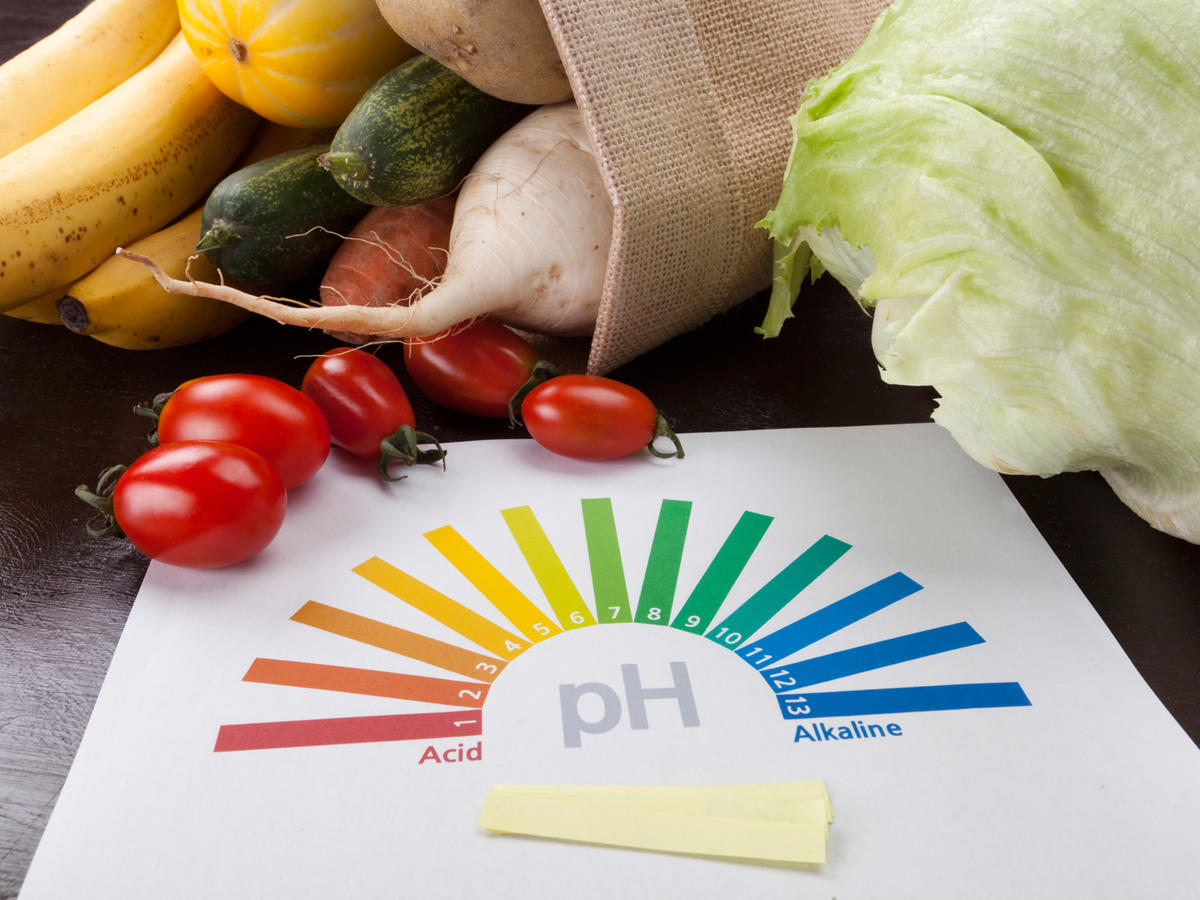 Does an Alkaline Diet Make Healthy Eating Too Complicated?
