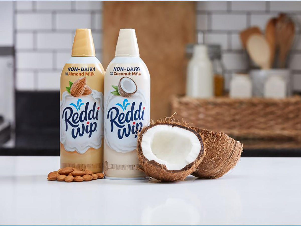 We Tried the New Dairy-Free Reddi-Wip—Here's What We Thought