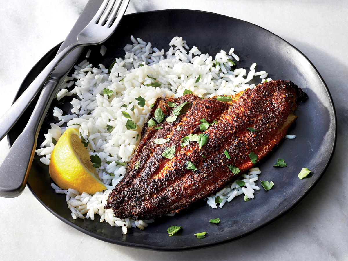 Do You Really Burn the Fish When You Blacken It? Yes