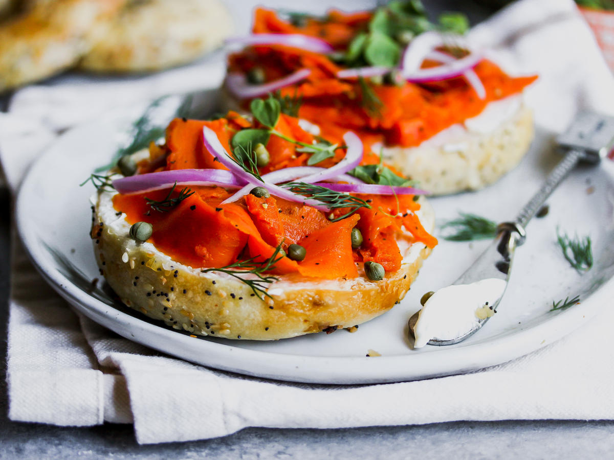 This Vegan Lox Is Made With an Unexpected Ingredient