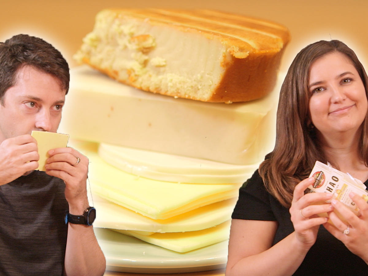 We Tried 4 Different Vegan Cheeses—These 2 Were Surprisingly Good