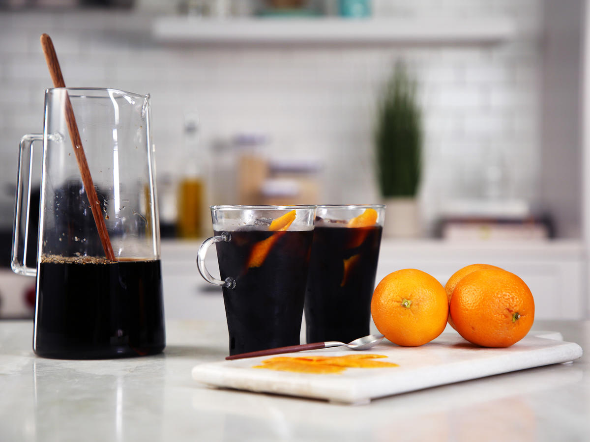 Turn Cold Brew Into a Powerhouse With Balsamic Vinegar