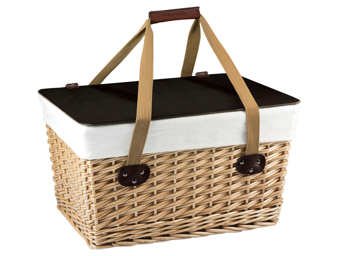 The Picnic Basket to End Them All