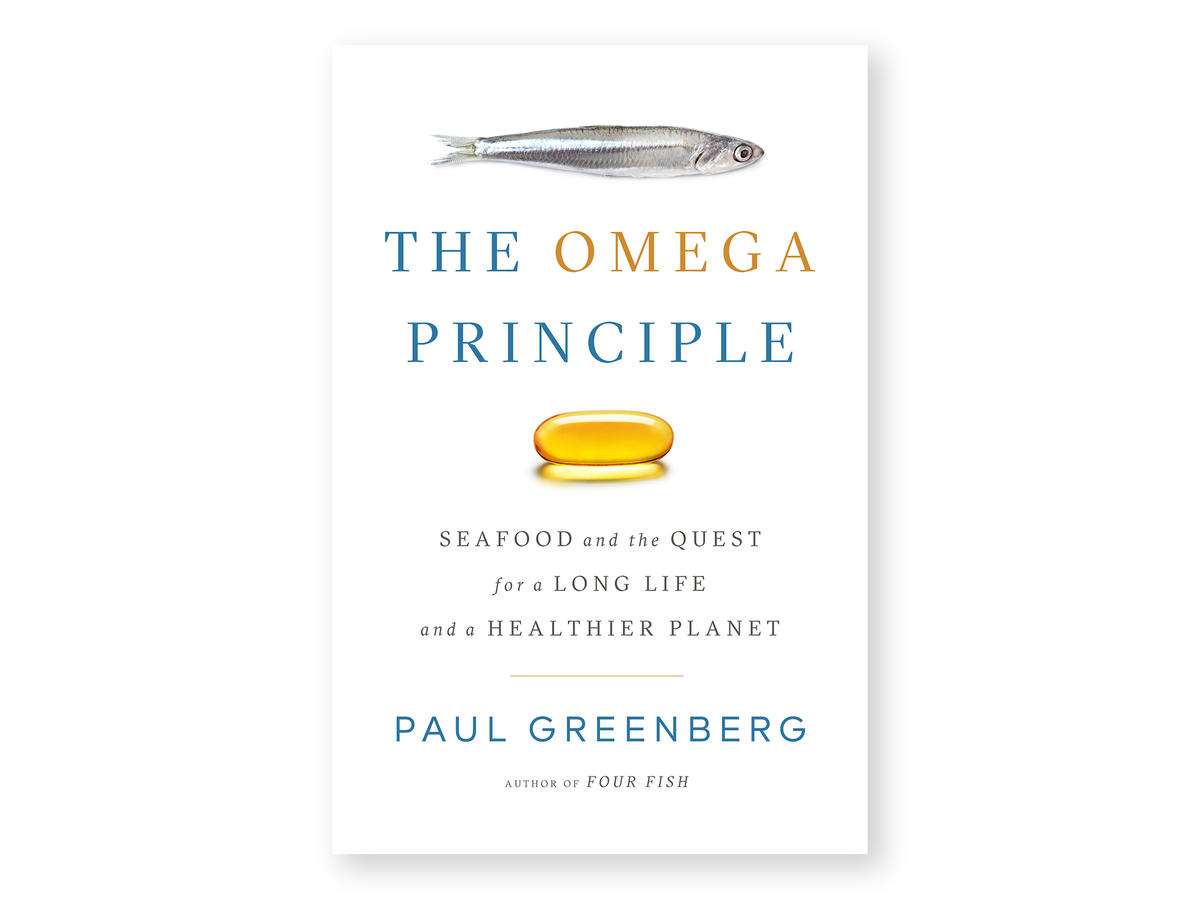 1808 - The Omega Principle: Seafood and the Quest for a Long Life and a Healthier Planet