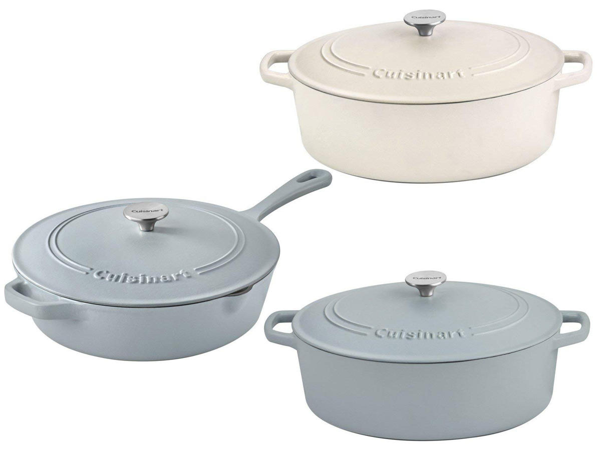 These $250 Dutch Ovens Are on Sale for $60 on Amazon Today