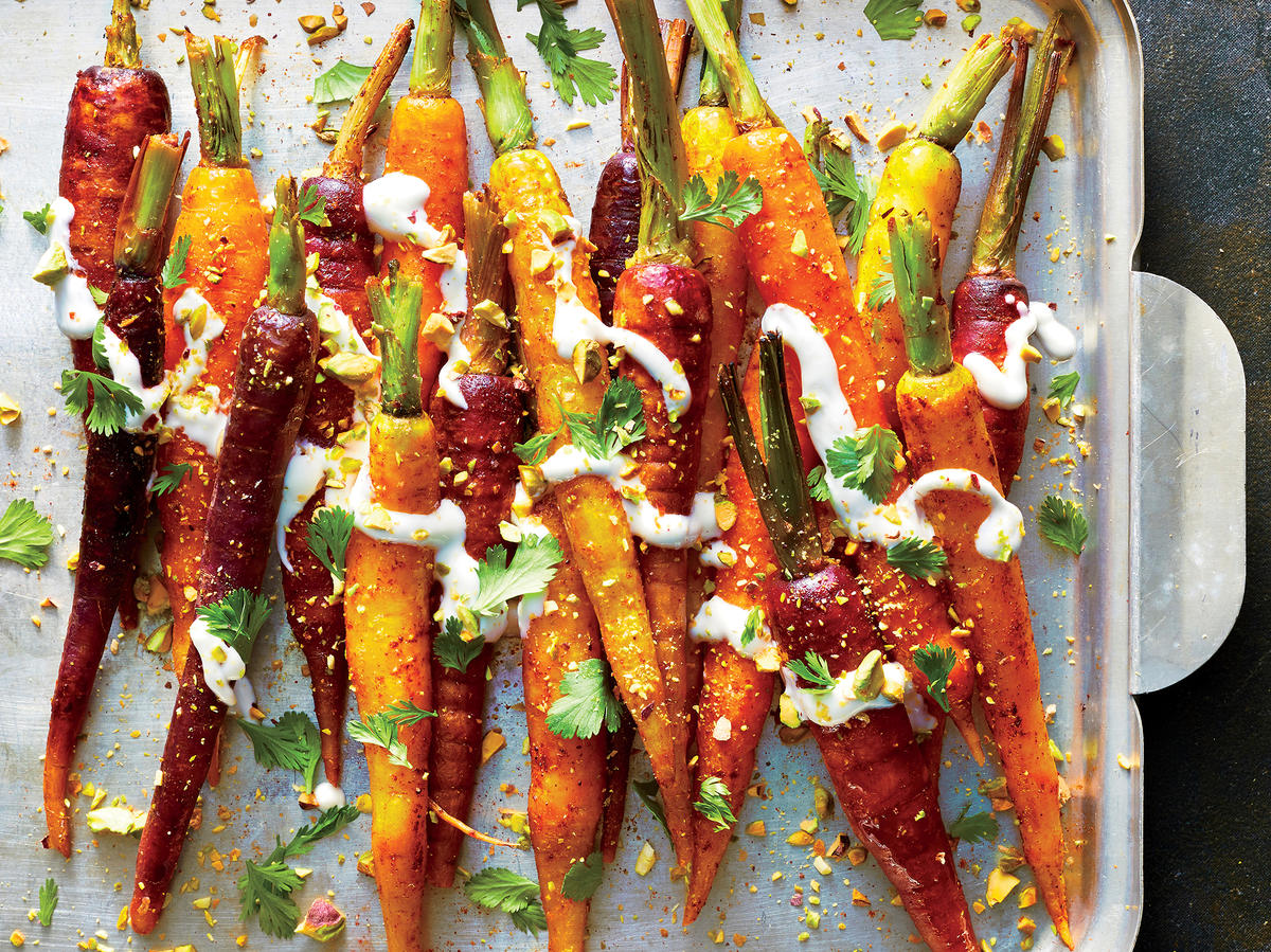 72 Healthy Carrot Recipes - Cooking Light