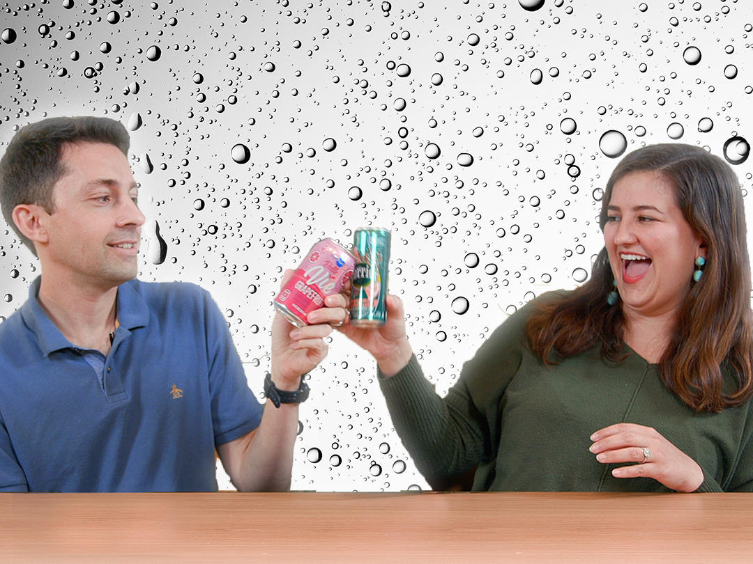 Taste Test: We Tried 4 Grapefruit-Flavored Sparkling Waters—These Are the 2 We Liked the Best