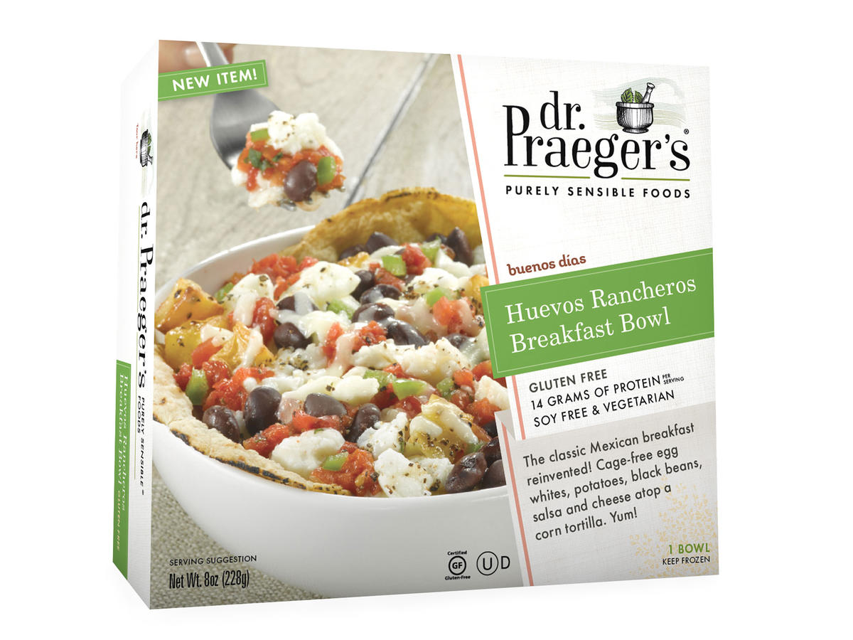 Dr. Praeger's Purely Sensible Foods Huevos Rancheros Breakfast Bowl