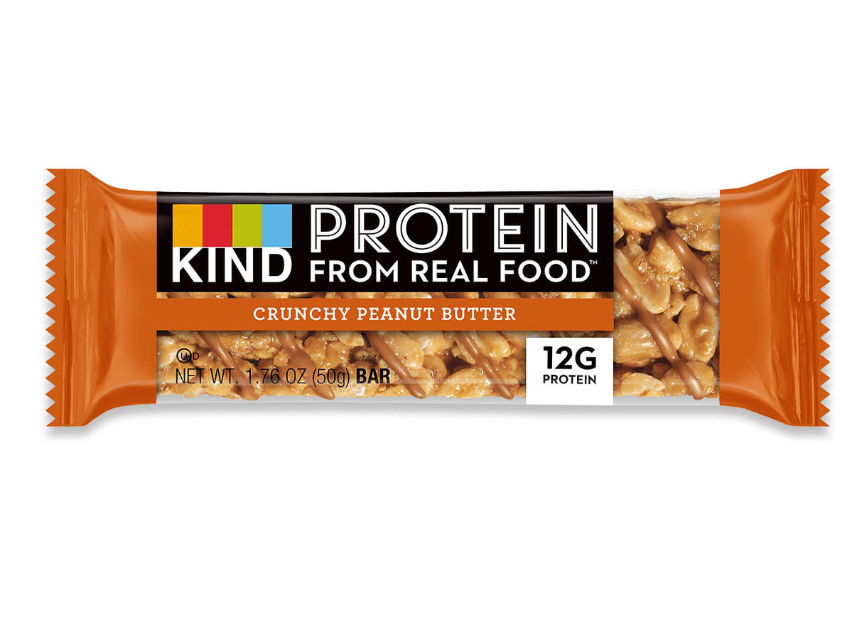 KIND Protein from Real Food Crunchy Peanut Butter Bar