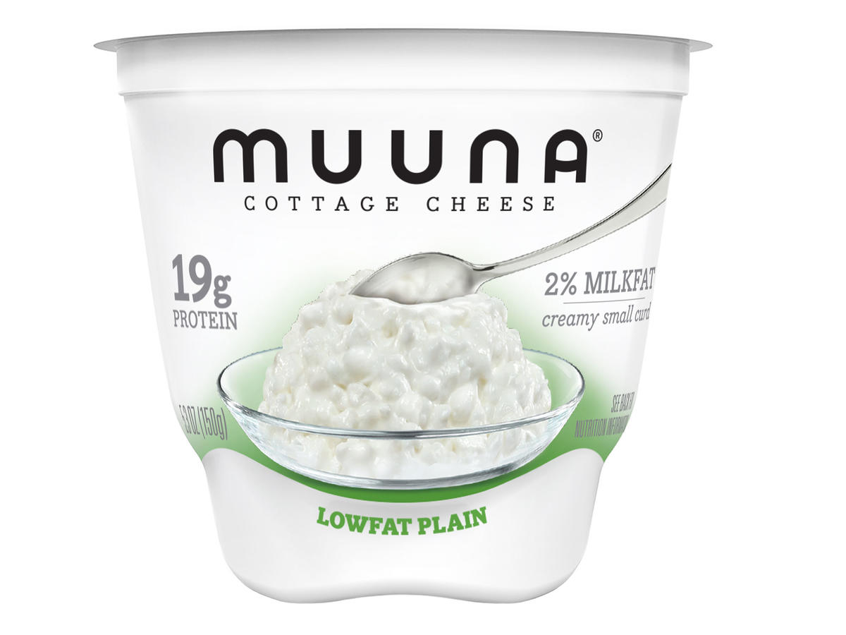 Muuna Lowfat Plain Cottage Cheese