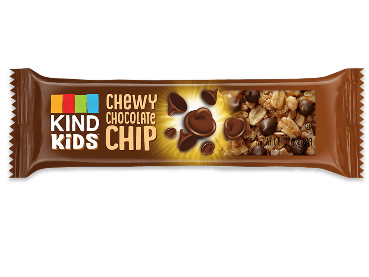 KIND Kids Chewy Chocolate Chip