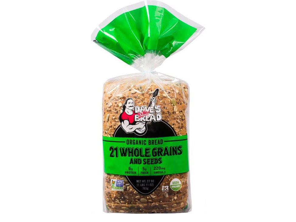 Dave's Killer Bread 21 Grains and Seeds