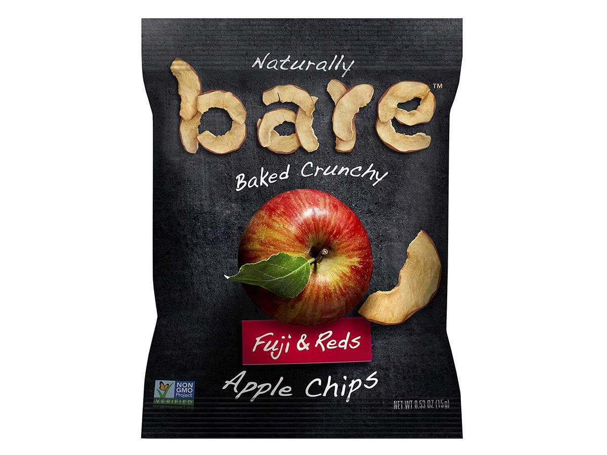 Bare Snacks Fuji & Reds Apple Chips