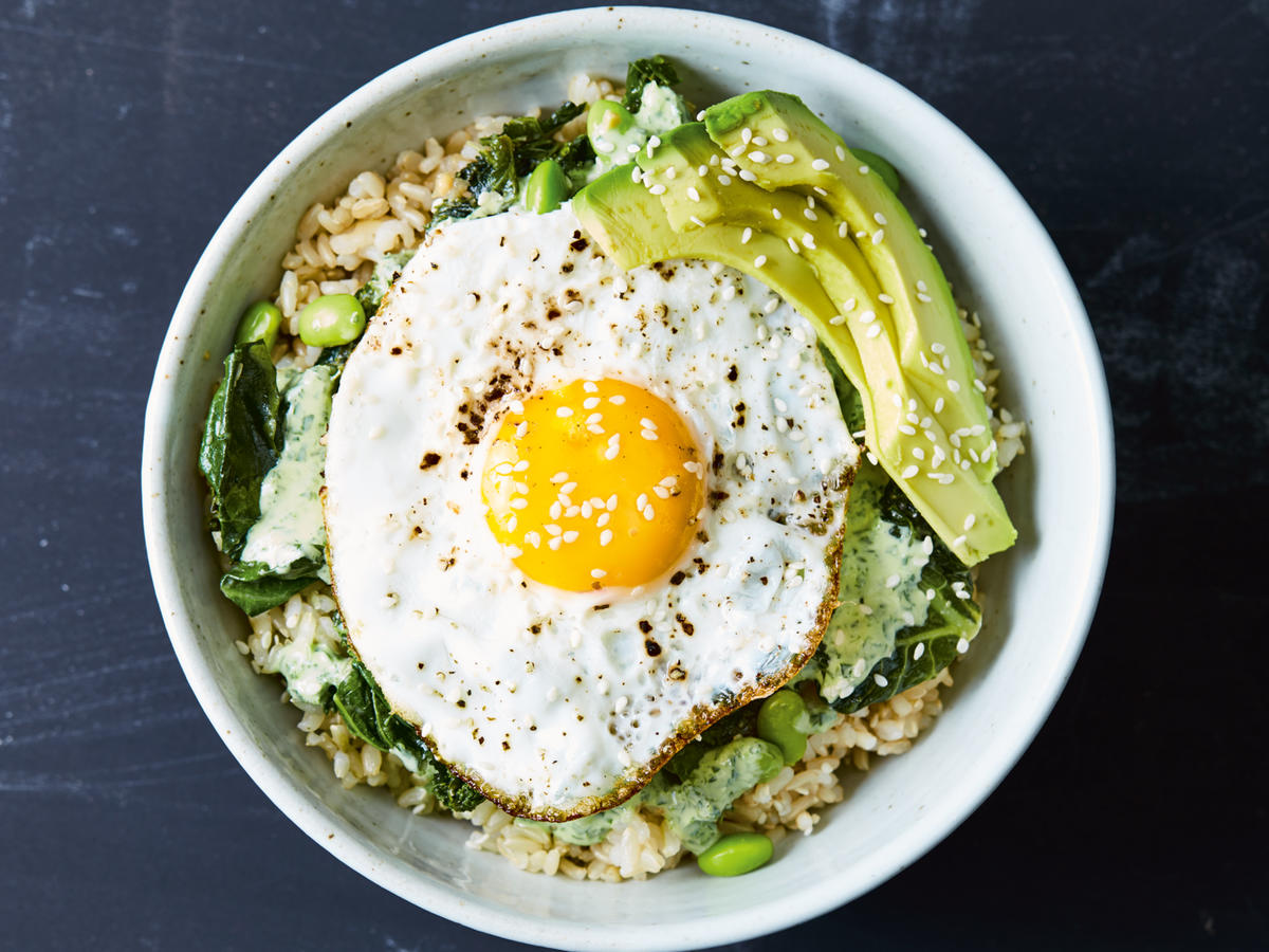 Green Envy Rice Bowl Run Fast Cook Fast Eat Slow