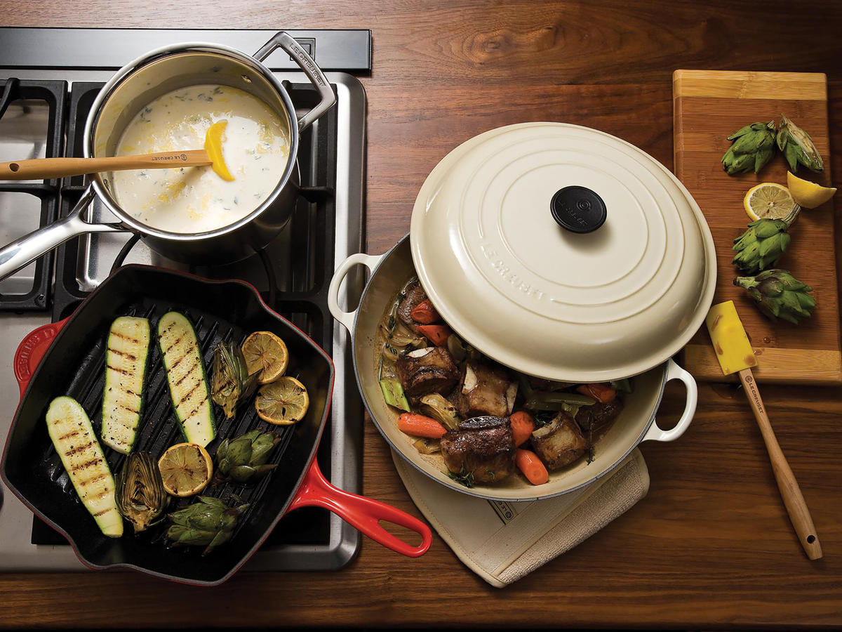 Le Creuset Factory-to-Table Sale Returns to Charleston
