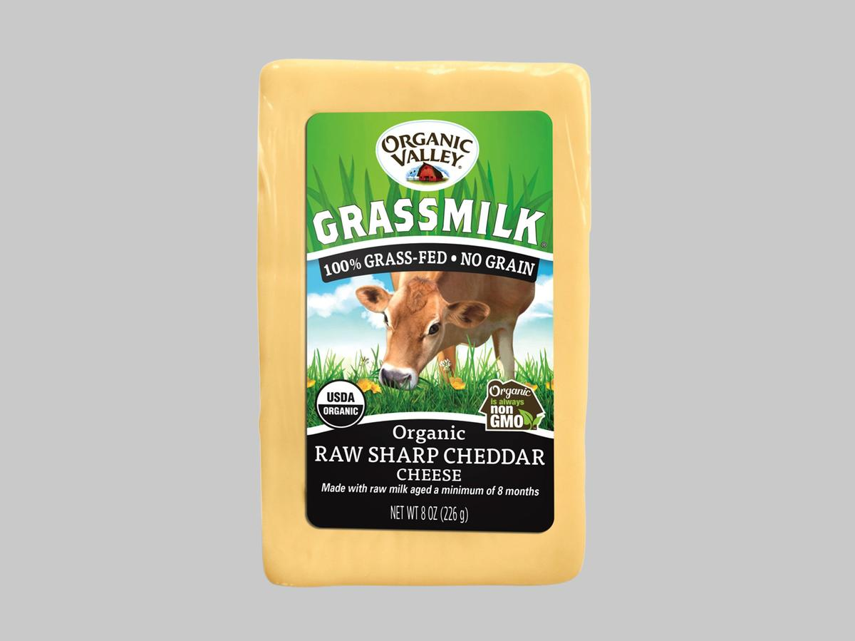 Grass Fed Dairy