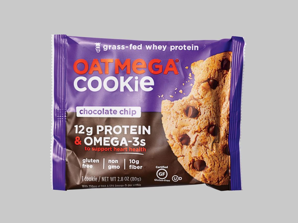 Oatmega Cookie