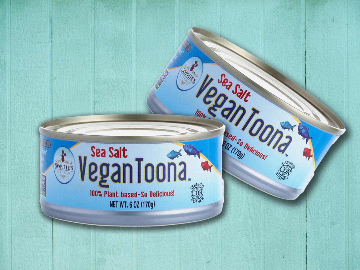 1808w Vegan Tuna