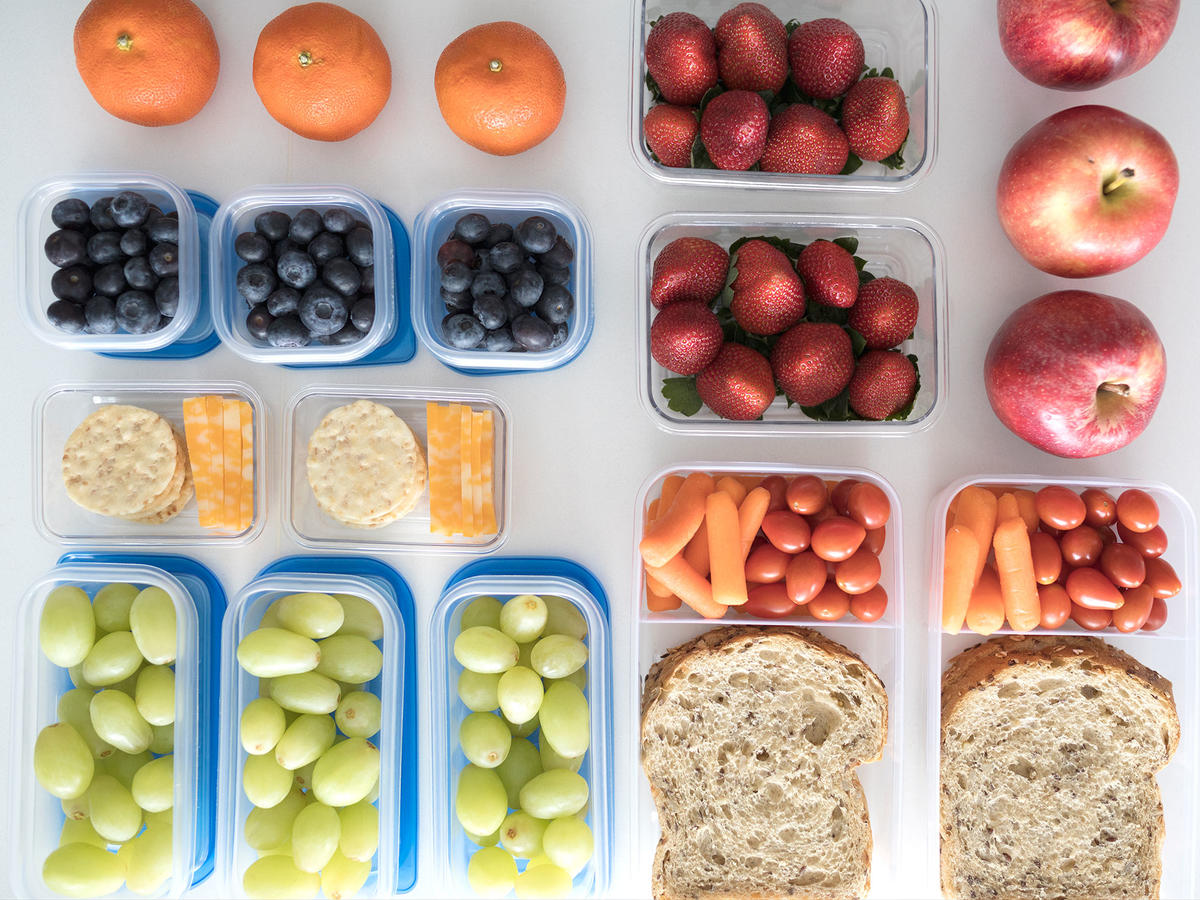The 7 Best Meal Prep Tips on Instagram