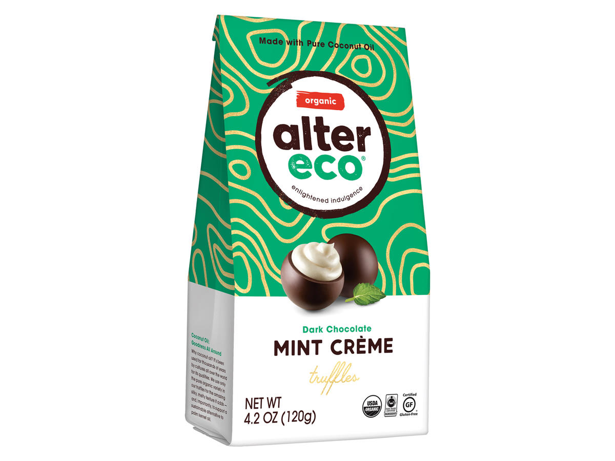 Alter Eco Chocolate and Snacks