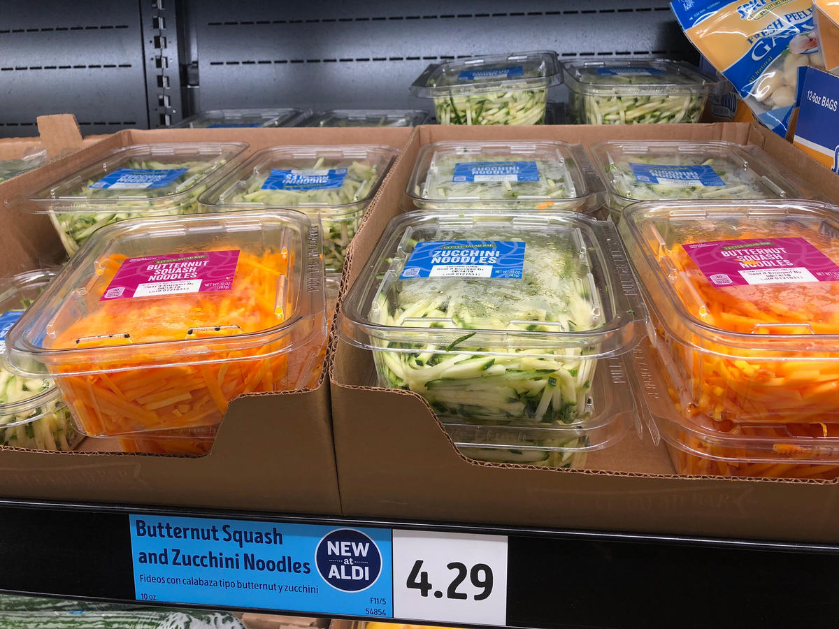 We Tried the New Healthy Items Coming to Aldi - Cooking Light