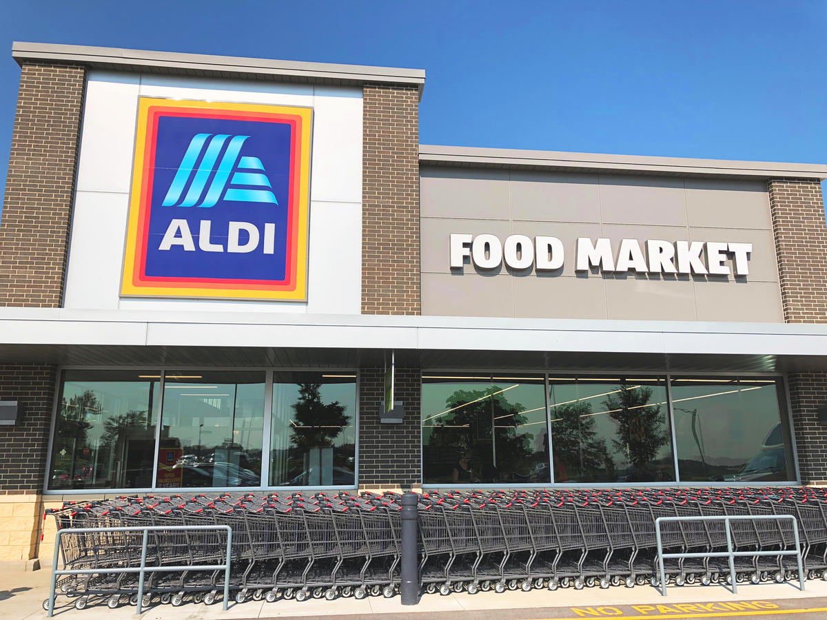 12 Items Nutritionists Love Buying From Aldi