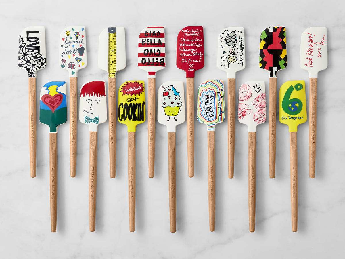 1808w No Kid Hungry 2018 Spatulas