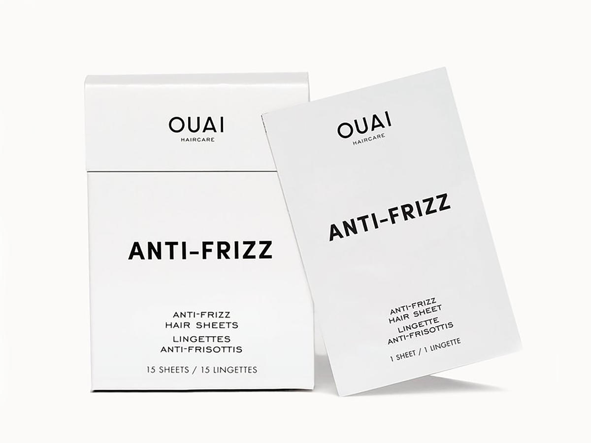 Anti Frizz Sheets
