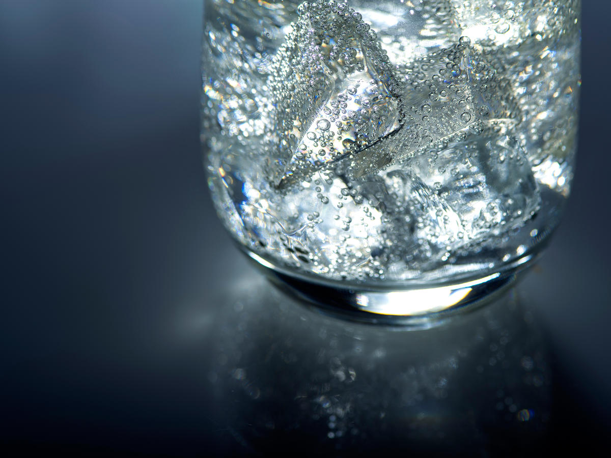 The GROSS Reason You Should Avoid Ice in Restaurants
