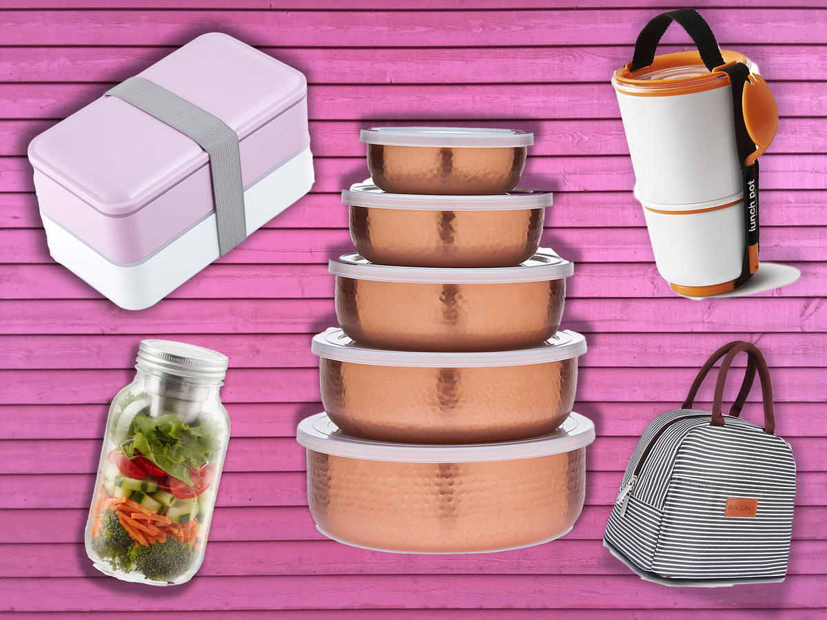 10 Actually Useful Food Storage Products That Keep Lunch (or Any Other Meal) Fresh