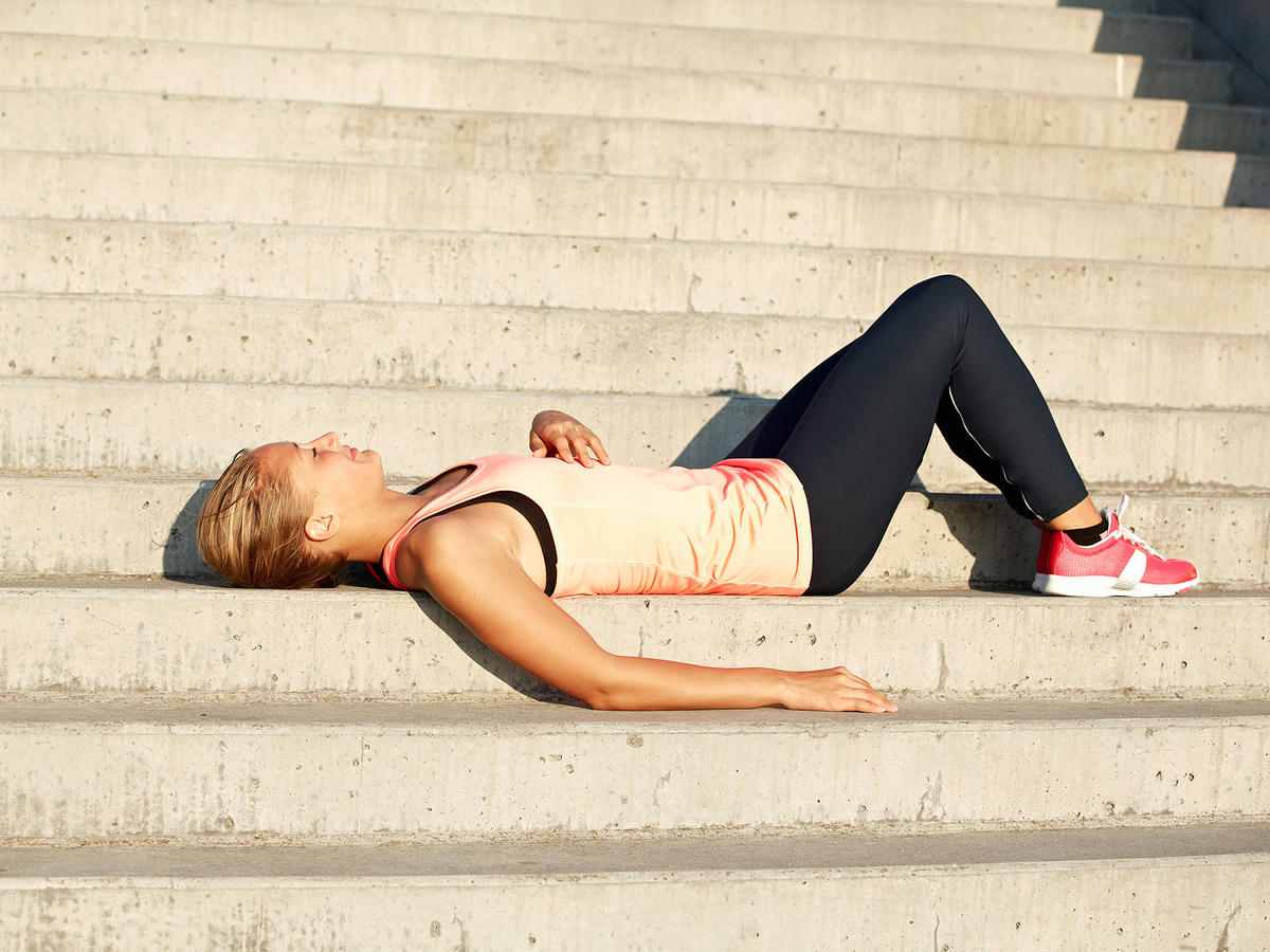 This Simple Stair Test Could Predict Your Risk of Dying