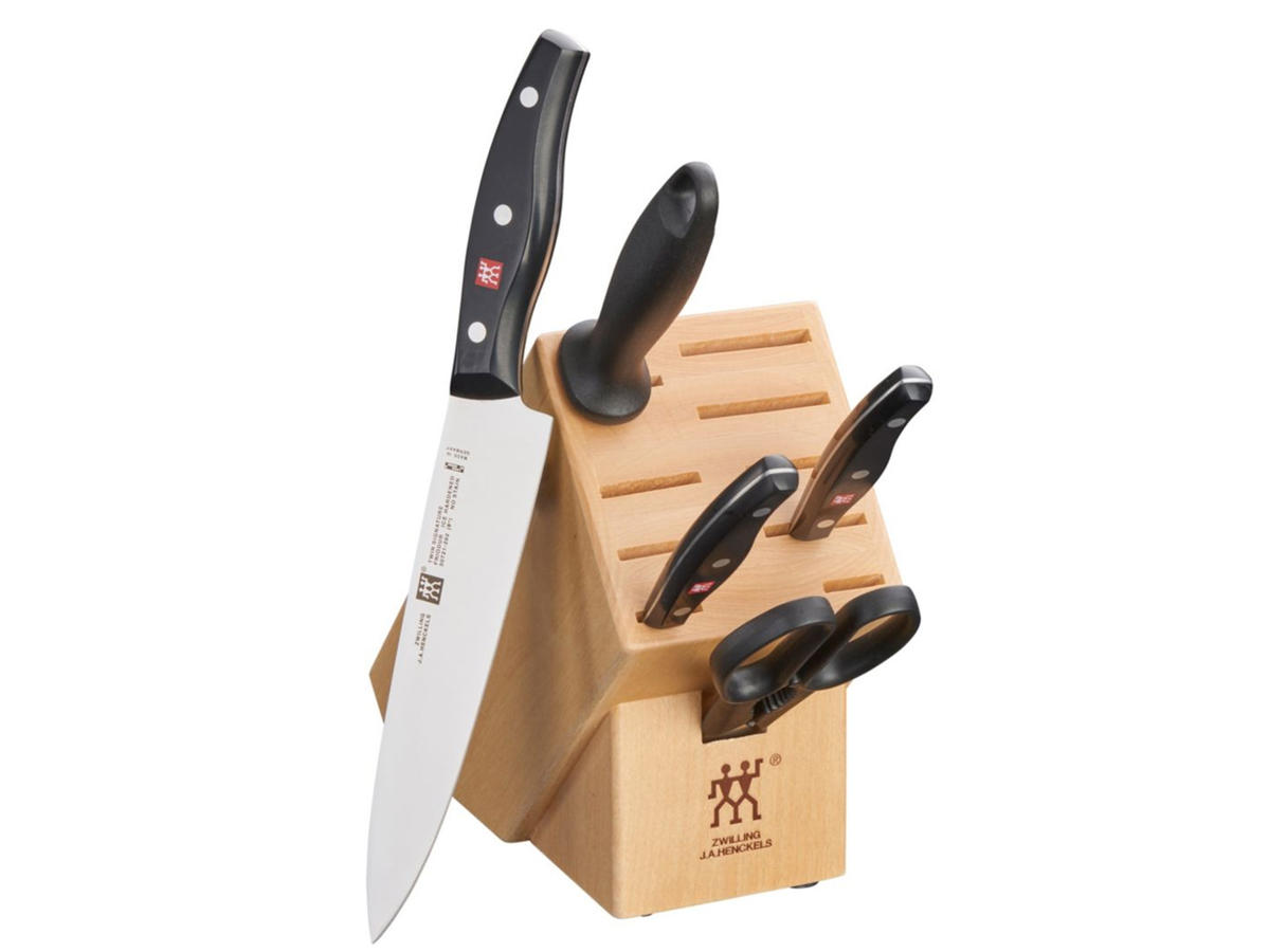 zwilling ja henckels knife block set