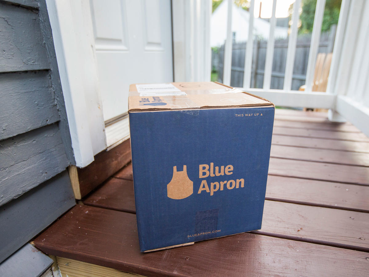 Blue Apron Makes Whole30 Easier With Diet-Friendly Meal Kits