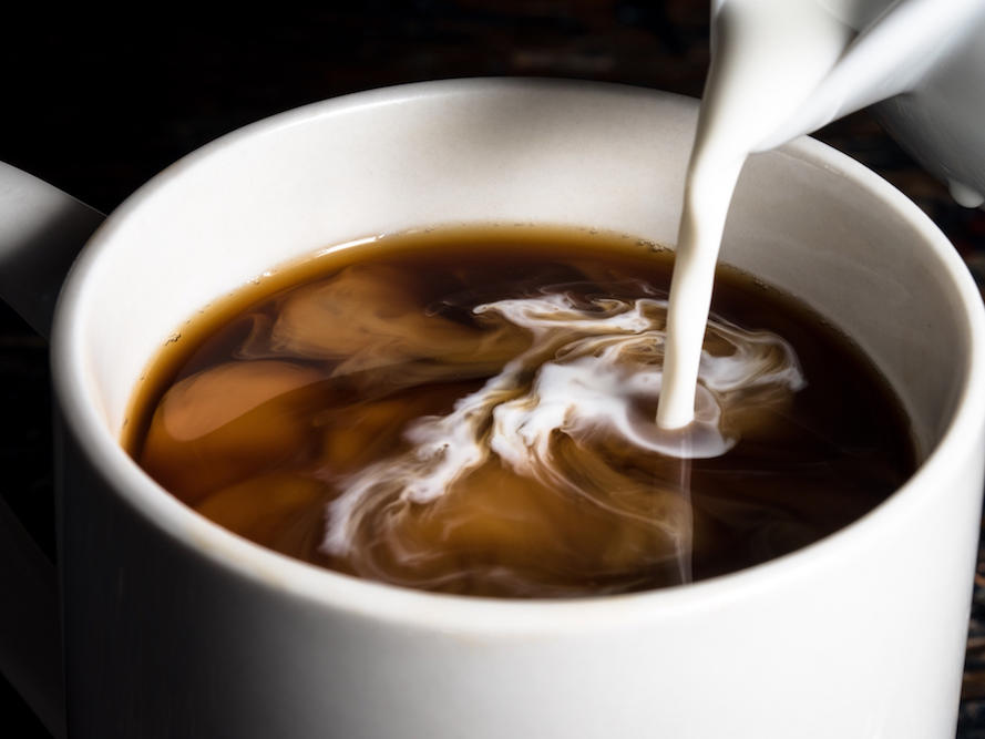How to Stop Plant-Based Milk From Curdling in Your Coffee