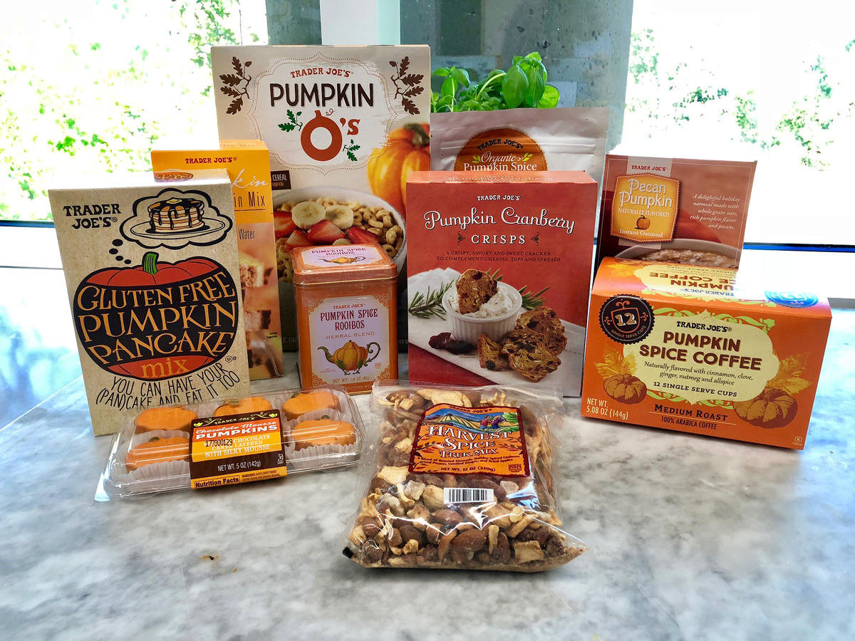 1809w Trader Joe's Fall Products
