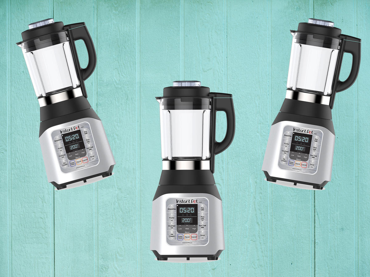 Instant Pot Launches New Blender That Can Cook Food - Cooking Light